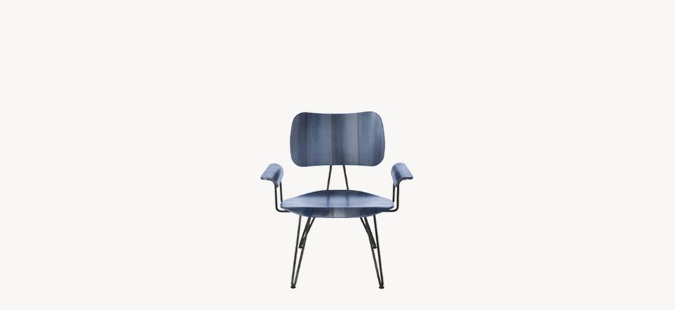 Moroso - Moroso  Overdyed Lounge Chair