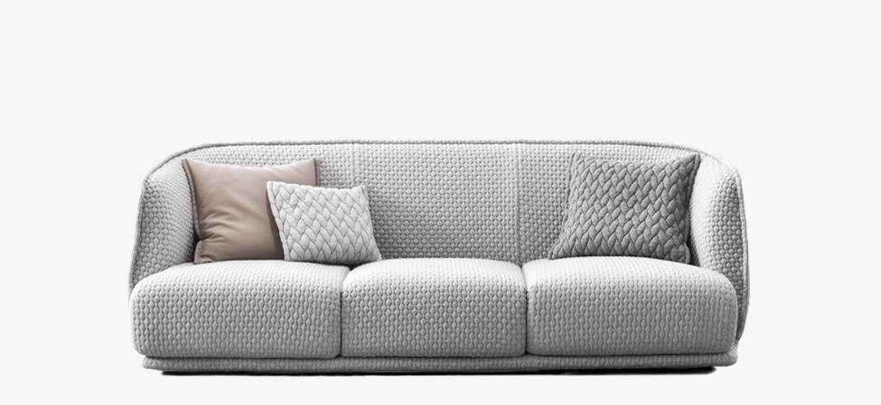 moroso moroso redondo On sofa redondo