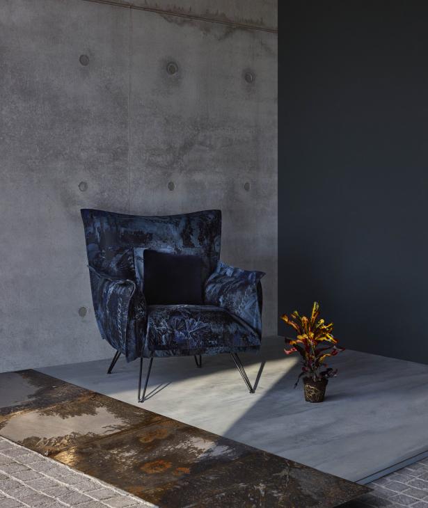 Moroso E Diesel Rock Chair : Moroso cloudscape chair