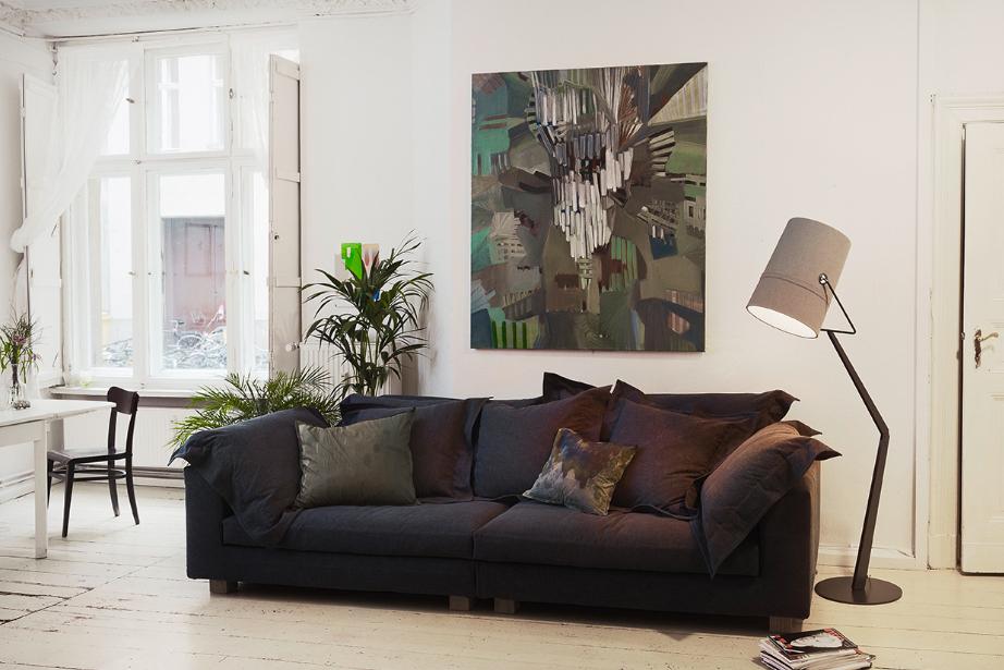 Moroso Nebula Nine Sofa