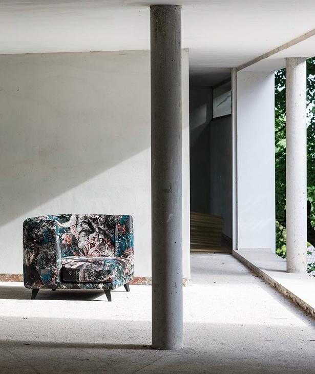 Moroso E Diesel Rock Chair : Moroso gimme more