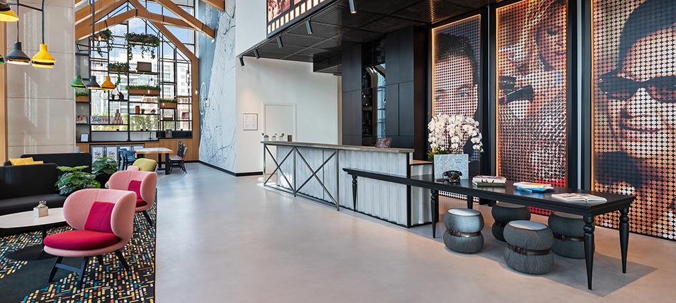 Moroso Ariel Studio One Hotel