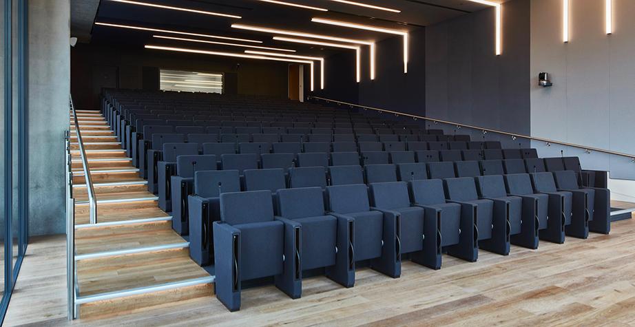 FCA auditorium