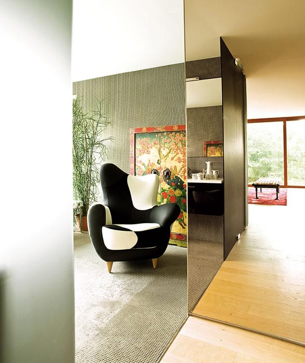 At Home. U003c 1 / 1 U003e. Javier Mariscal. Collection: Los Muebles Amorosos